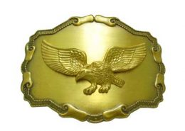 Relief Eagle Belt Buckle