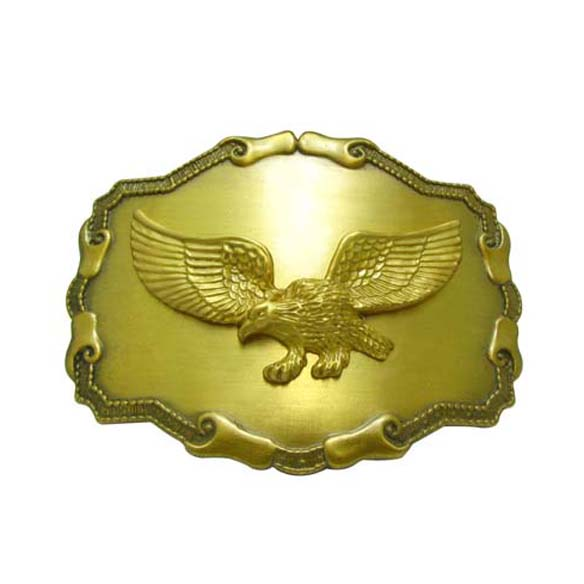 Relief Eagle Belt Buckle