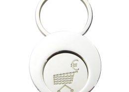 Round shopping coin holder,cj-20003