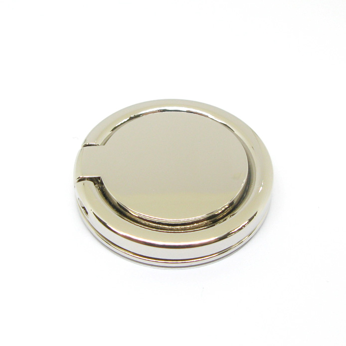 Zinc alloy mobile ring stand for all types of smartphone