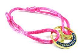 Custom Bracelet with Soft Enamel Charm