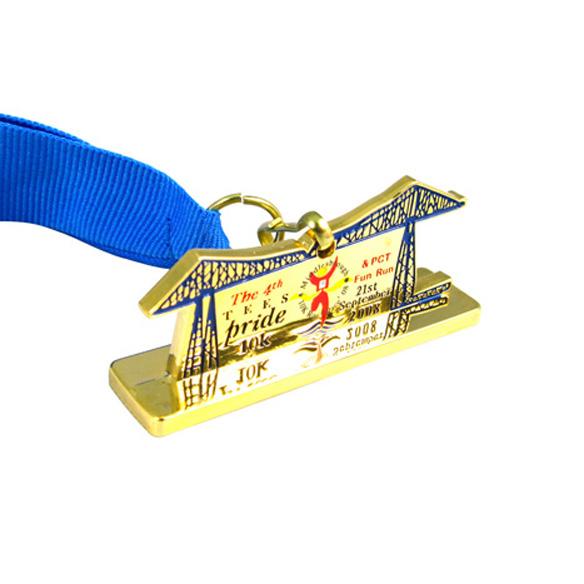 3D Die Cast Medallion