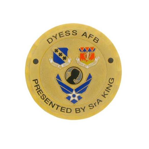 Customized Military Coin