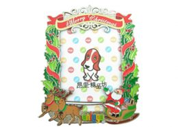 Promotional Products & Corporate Gifts - Christmas Metal Photo Frame