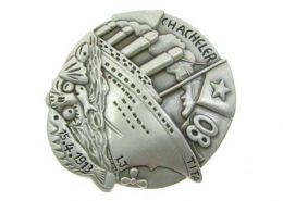 Customized Zinc Alloy Pin Badge