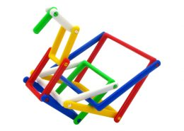 Jeliku ver.2-creative educational toys-crane