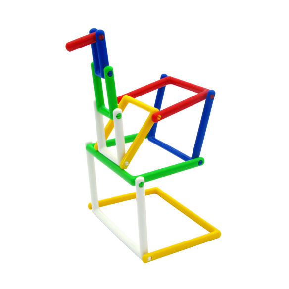 Jeliku ver.2-creative educational toys-ostrich