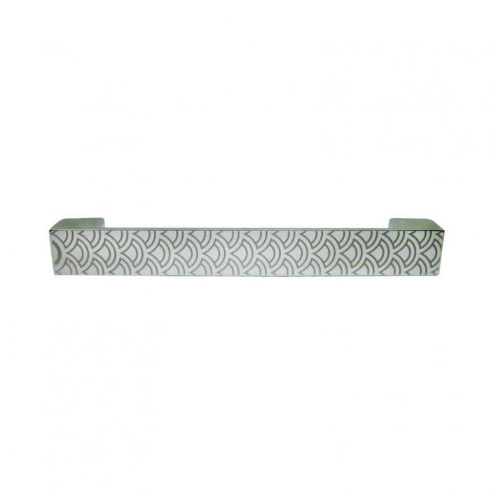 Custom Laser Zinc Alloy Cabinet Handle