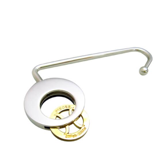 Custom Coin Bag Hook