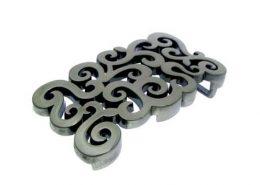 Custom Hollow Out Pattern Belt Buckle