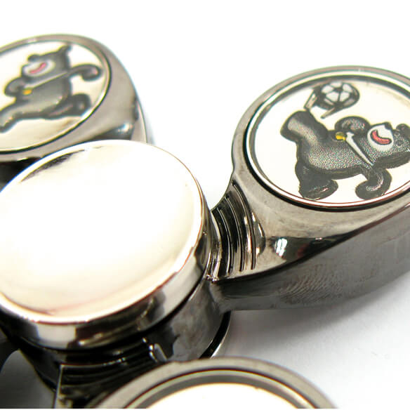 Metal 4-Bar Fidget Spinner
