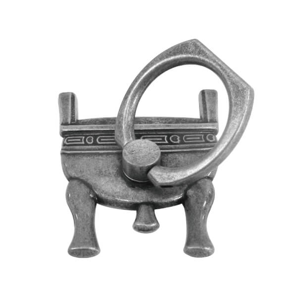 Mao Gong Ding Style Metal Phone Stand