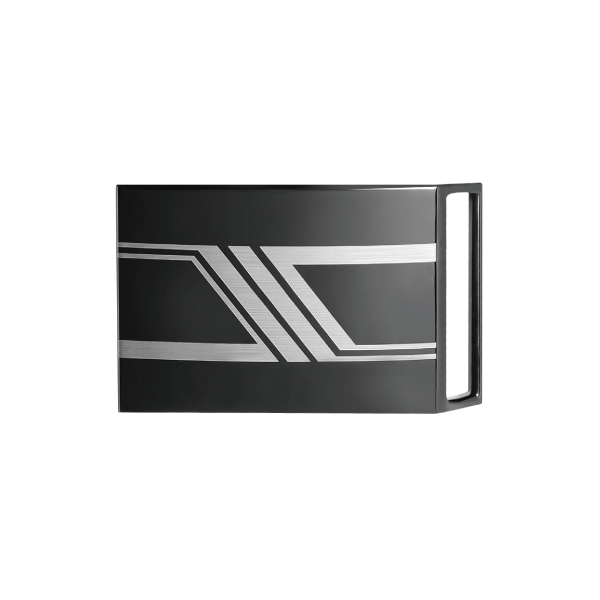 The front side of High Quality Custom Belt Buckle